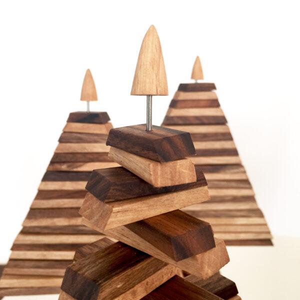Lesena smrekca